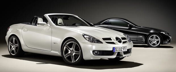 2009 Mercedes Benz Slk 2look Edition. Mercedes-Benz SLK 2LOOK